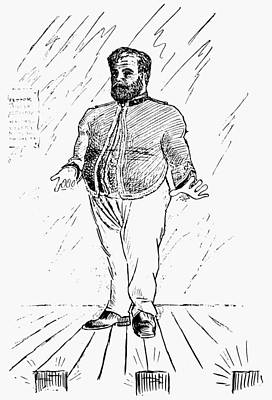 Challenger Drawing - Sir Charles Wyville Thomson (1830-1882) by Granger