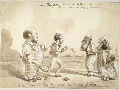Sir Frederick Halliday And Tayler Art Print