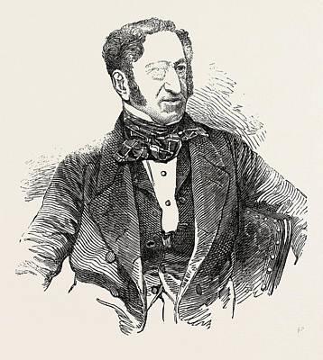 Sir Henry R. Bishop Art Print