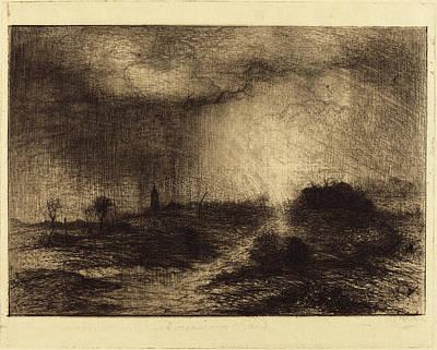 Robinson Drawing - Sir John Charles Robinson British, 1824 - 1913 by Quint Lox