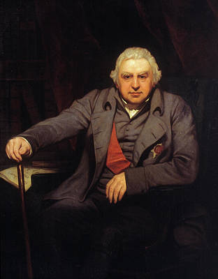 Sir Joseph Banks (1743-1820) Art Print