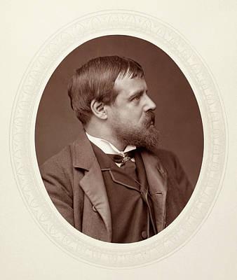 Tadema Photograph - Sir Lawrence Alma-tadema (1836-1912) by Granger