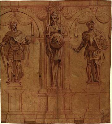 Sir Peter Paul Rubens And Theodoor Van Thulden Art Print