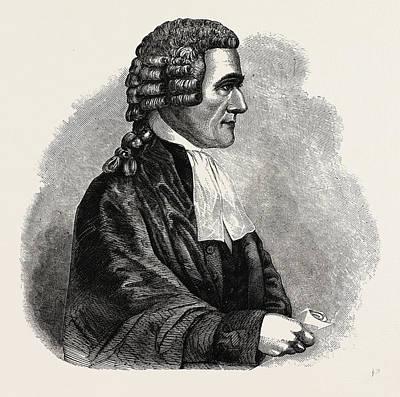 Sir Samuel Romilly Art Print