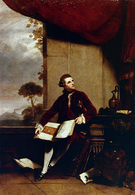 Lord Nelson Painting - Sir William Hamilton (1730-1803) by Granger