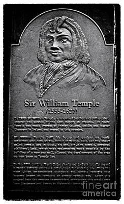 Sir William Temple Original