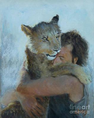 Painting - Sirga by Ann Radley