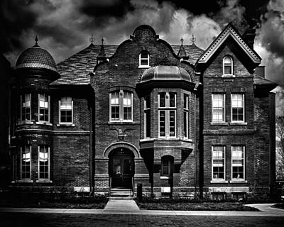 Sisters Of St. Joseph Heritage Building Toronto Canada Art Print by Brian Carson