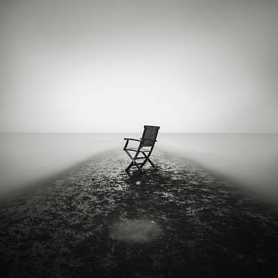 Sit Down And Relax Art Print