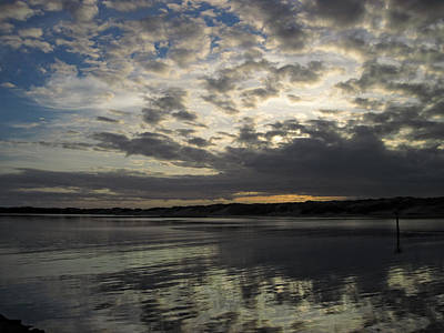 Photograph - Siuslaw Reflections by Lara Ellis