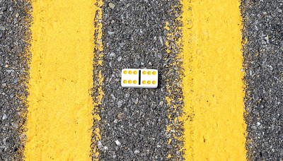 Photograph - Six by Emily Stauring