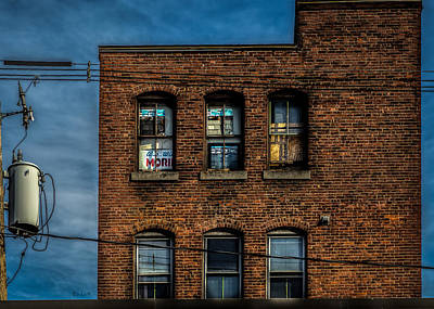 Photograph - Six Windows by Bob Orsillo