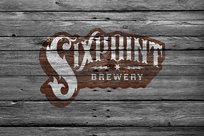 Handcrafted Photograph - Sixpoint Brewery by Joe Hamilton