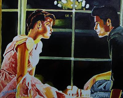 Sixteen Candles Art Print by Jeremy Moore