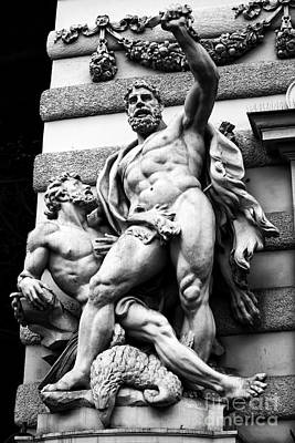 Photograph - Sixth Labor Of Hercules by John Rizzuto