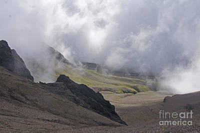 Photograph - Skaftafjell Iceland by Rudi Prott