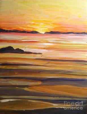Painting - Skaket Beach by Jacqui Hawk