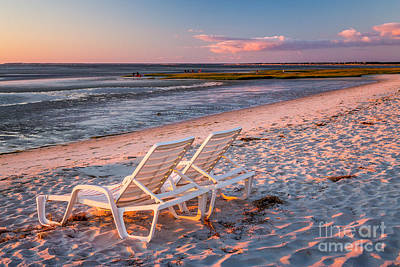 Photograph - Skaket Beach View by Susan Cole Kelly
