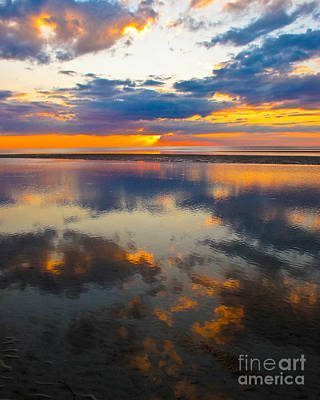 Photograph - Skaket Sunset by Brian Gibson