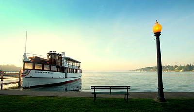 Skaneateles Lake Dinner Cruise Art Print