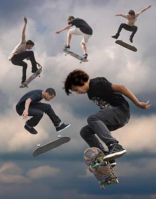 Skateboard Heaven Original