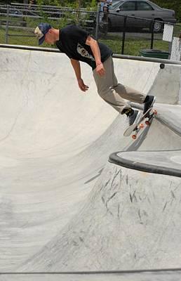 Skateboarding 14 Art Print