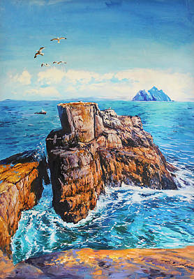 Skellig Michael Original