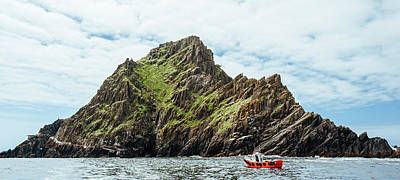Photograph - Skellig Michael by Jen Morrison