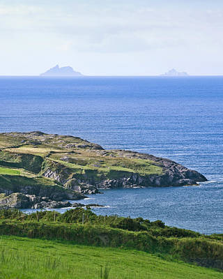 Photograph - Skelligs by Jane McIlroy