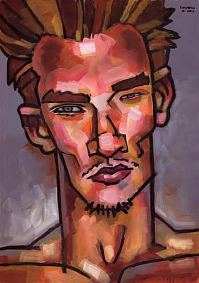 Painting - Skeptic by Douglas Simonson