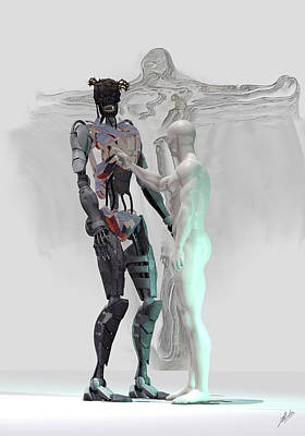Sean - Skeptical machine by Quim Abella
