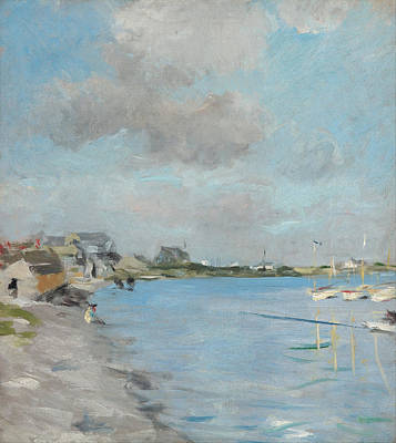 Hawthorne Painting - Sketch. Hyannisport by Charles Webster Hawthorne