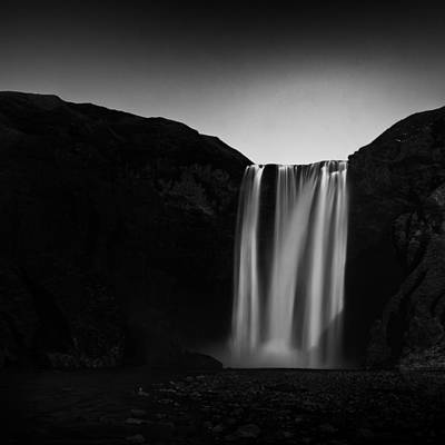 Photograph - Skogafoss by Frodi Brinks