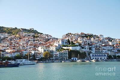 Skopelos Photograph - Skopelos Island by David Fowler