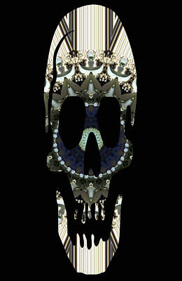 Photograph - Skull 2 by Sheri McLeroy