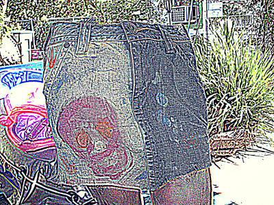 Skull Skirt Original by HollyWood Creation By linda zanini