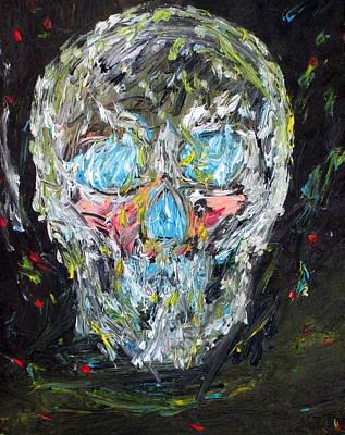 Painting - Skullness by Fabrizio Cassetta