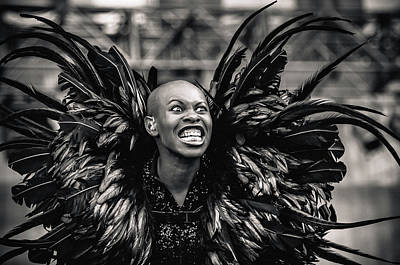 Concert Photograph - Skunk Anansie by
