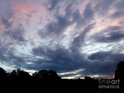 Photograph - Sky Above by Scott B Bennett