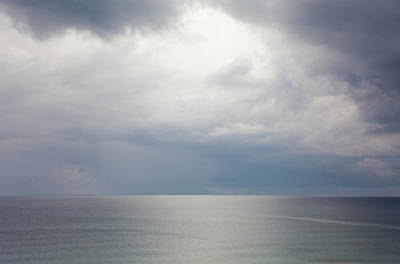 Rhodes Photograph - Sky And Cloudscape, Rhodes, Greece by Peter Adams