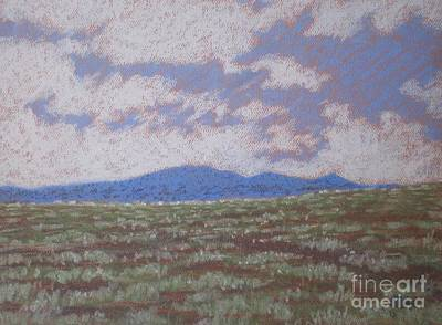 Painting - Sky And Field by Suzanne McKay