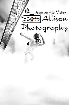 Photograph - Sky Ball by Scott Allison