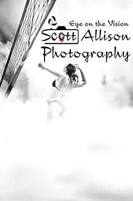 Photograph - Sky Ball by Scott Allison