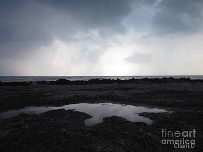 Photograph - Sky Before The Rain by Chani Demuijlder