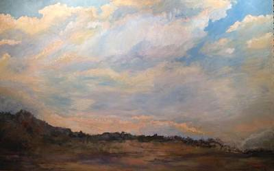 Painting - Sky by Brent Moody