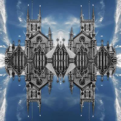 Photograph - Sky Church, 2015 by Ant Smith