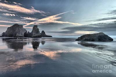 Photograph - Sky Crosses by Adam Jewell