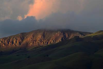 Photograph - Sky Drama Near San Jose by Frank Wilson