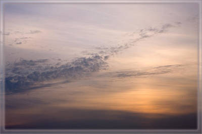 Photograph - Sky Drift by Liz  Alderdice