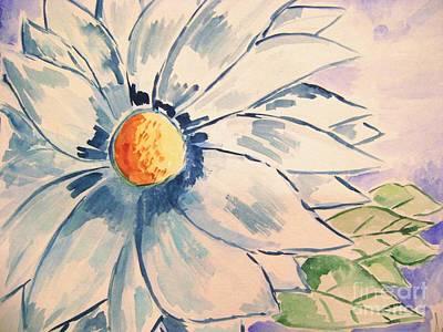Sky Lillie Art Print by Sidney Holmes